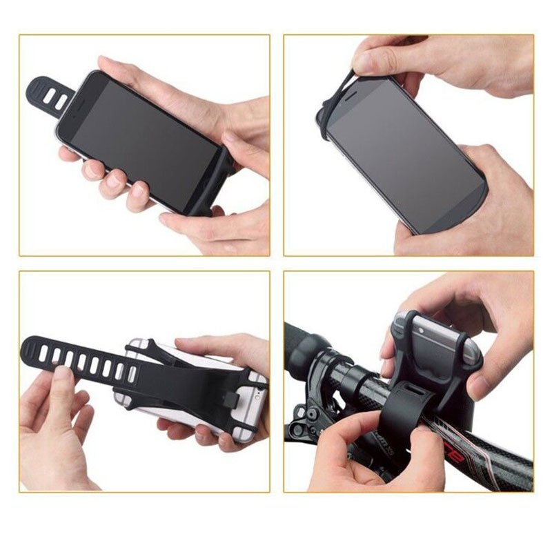 4 цвета велосипедного держателя телефона велосипед части для электрических мотоциклов горного велосипеда велосипедные инструменты велосипедная ручка клип для движения