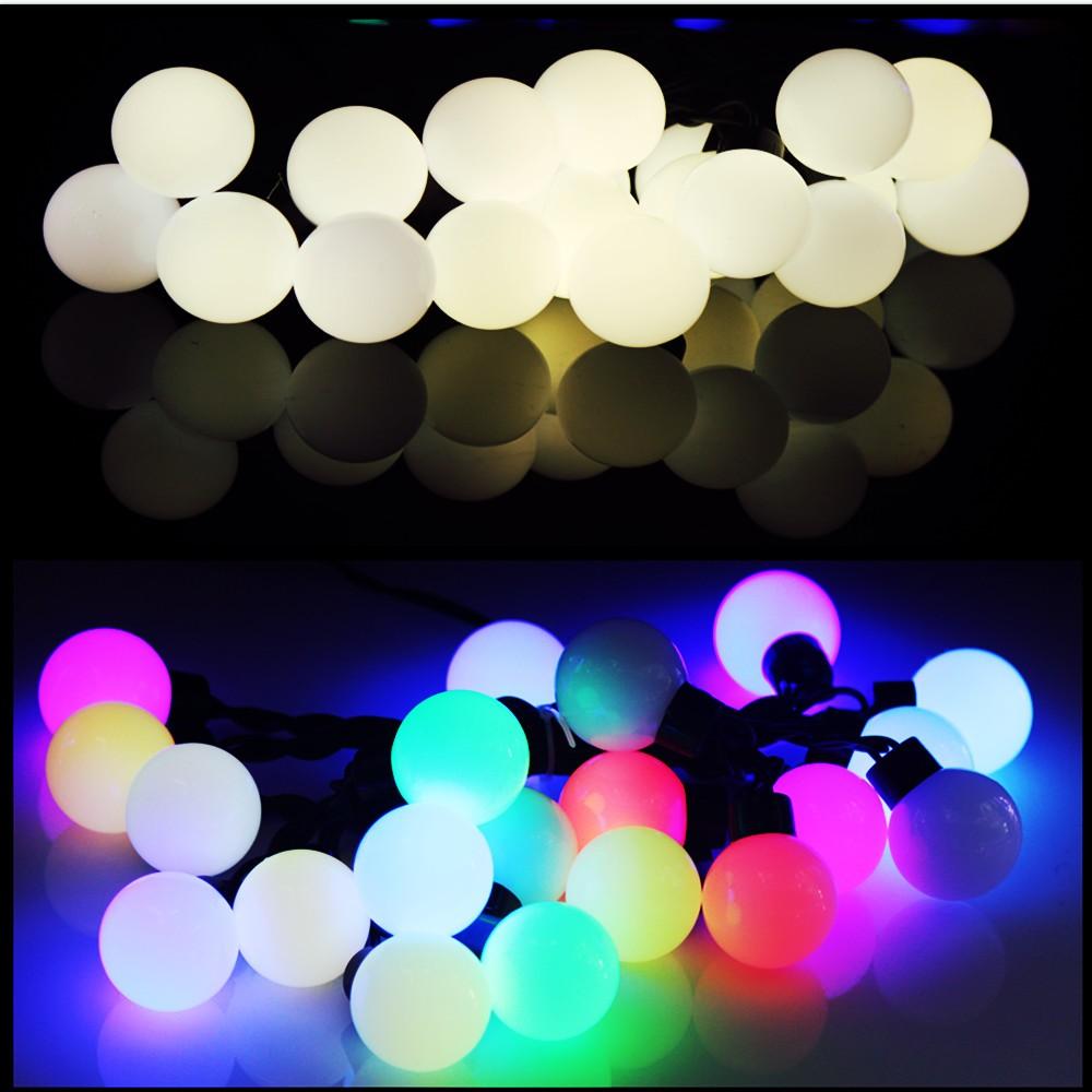 Globe String Light,Dailyart LED Starry Light Fairy Light for Garden,Wedding,Xmas Party 2