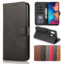 Case For Samsung Galaxy A20 e Cover Wallet Leather Bags For Samsung A2