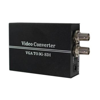 video converter vga to sdi  (BNC port ) SMPTE 424M SMPTE 292M  720P60 1080P60  720P50 60 1080P50 60