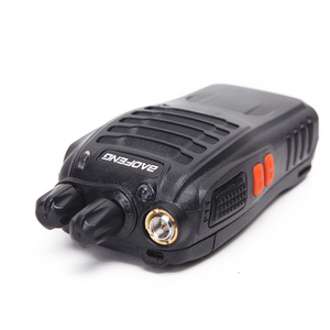 Image 3 - Baofeng BF 888Sトランシーバーuhf双方向ラジオBF888Sハンドヘルドラジオ 888s comunicador送信機トランシーバ + 4 ヘッドセット