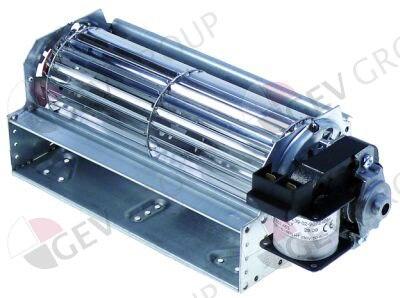 COPREL TFR180/20-1RFN HT 180mm 230 v 19 w ventilateur tangentiel CROSSFLOW ventilateur moteur