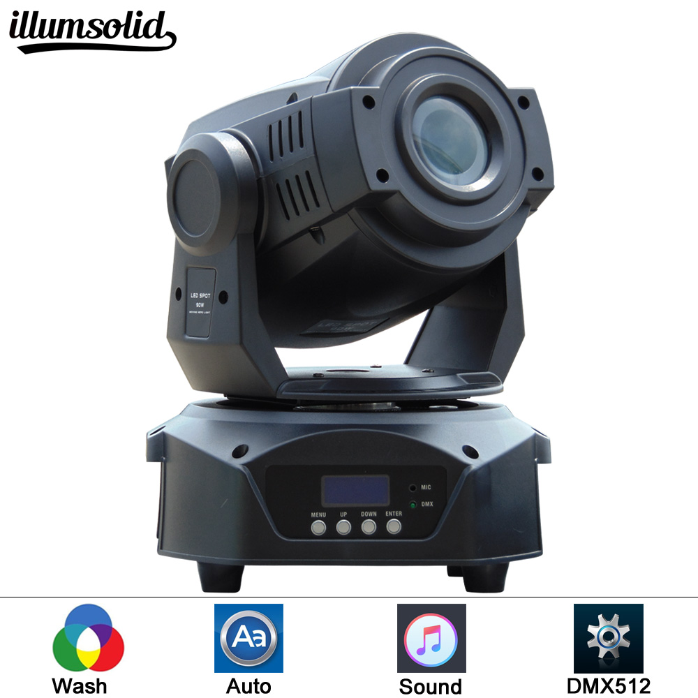 lighting gobo mini moving head projector lyre mobile prism spot 90w led moving head