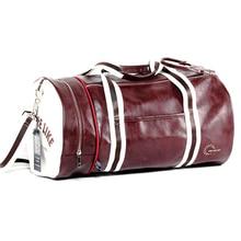 Berühmte marke leder reisetaschen für männer designer mens gepäck duffle bag Multifunktions handtasche tote wochenende männlichen beutel heißer verkauf