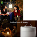 Touch Lamp & Bluetooth Speaker Good Sound Performance HandsFree w/hanging buckle portable speaker altavoz bluetooth mini speaker