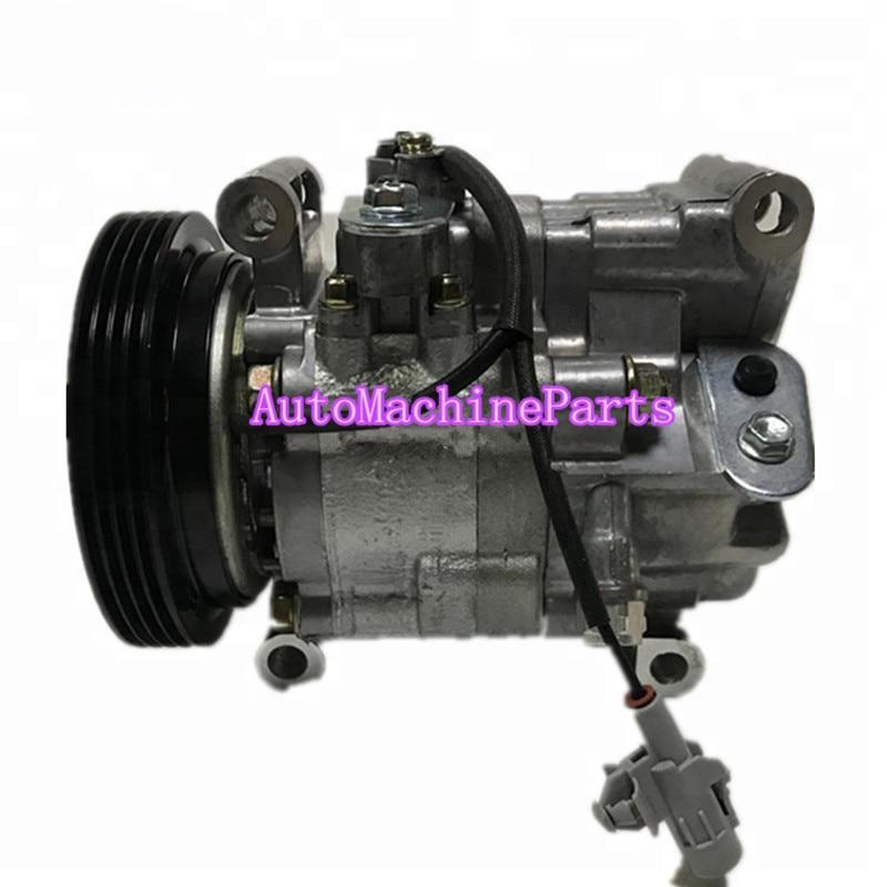 New Car Air Condition Compressor PV4 For Suzuki Swift III SX4 95200 63JA0