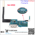 Original New Micro USB Dock Connector Charging Port Flex For Samsung Galaxy Note 3 N900 N900P N900V,Test ok,free shipping+Track