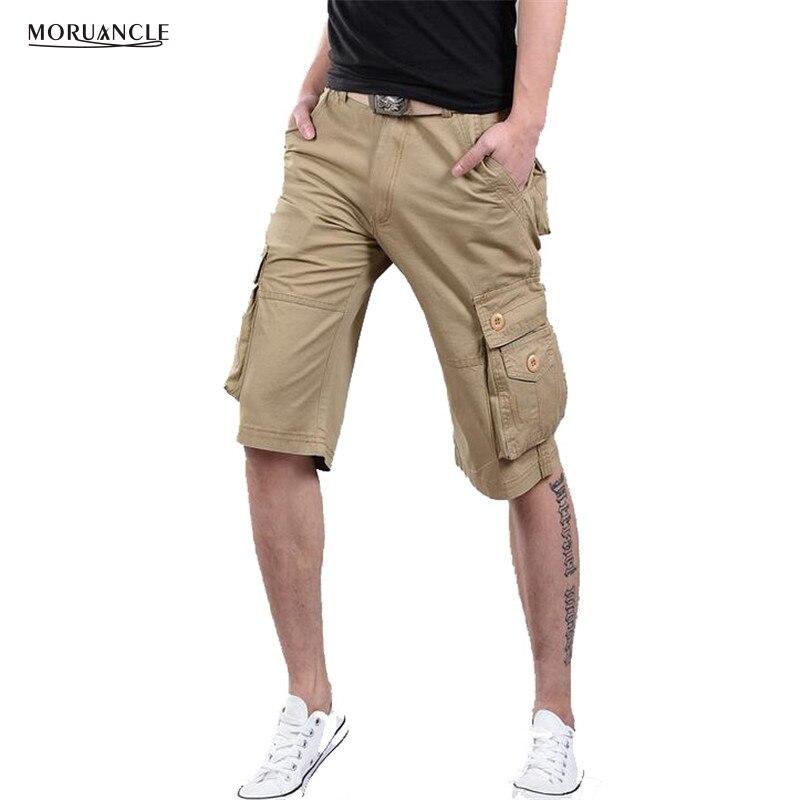 Online Get Cheap Khaki Joggers Shorts -Aliexpress.com   Alibaba Group