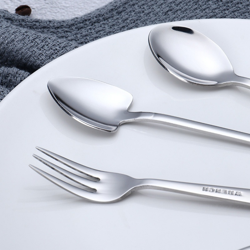 2019 Stainless Steel Coffee Tea Spoon Shovel Wrench Shaped Dessert Forks Ice Cream Sugar Teaspoon Bar Home Tools New in Spoons from Home Garden