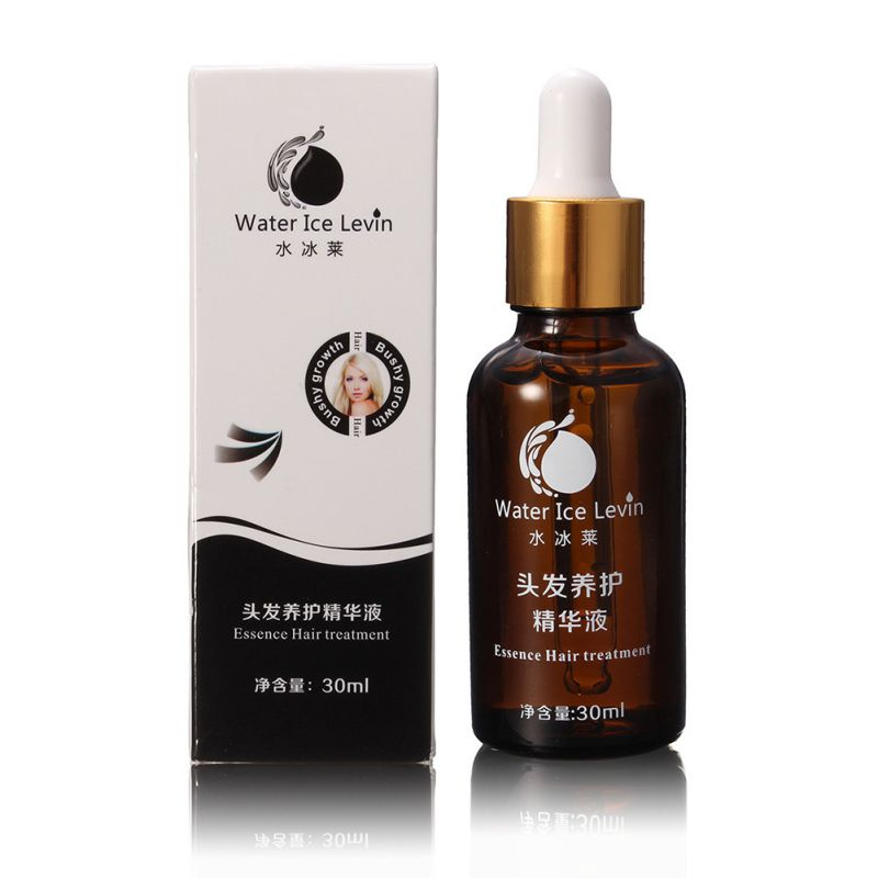 Hair Care Pure Ginger Essential Natural Essence Hair Treatment Natural Hair Essence Serum Hair Loss Products LL2
