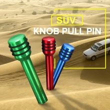 4pcs/lot 49mm Car Auto Truck Interior Door Lock Pin Knob Pull Accessories