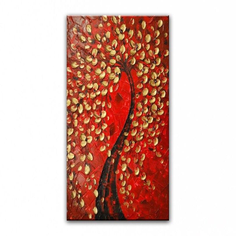 Lukisan minyak, Tangan dicat dekorasi rumah lukisan, Kualitas tinggi - Dekorasi rumah - Foto 3
