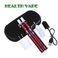 2pcs Evod MT3 900mAh/1100mAh e-cigarettes starter kit Evod Smoking hookah MT3 Atomizer Rechargeable liquid electronic hookah