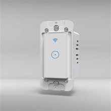 American standard smart WiFi timing wall switch remote ios Android phone control graffiti app
