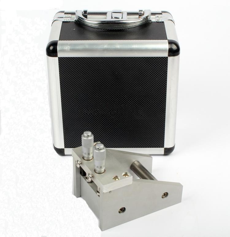 Adjustable Film Applicator Coater with Micrometer Wet Film Preparation Device 0-3500