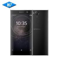 Новый оригинальный sony Xperia XA2 H4133 23.0MP Octa Core 32 г Встроенная память 3g Оперативная память NFC 3300 мАч Dual Sim Android 8 Quick Charge 3,0 мобильный телефон