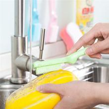 Новые висячие фруктовые инструменты щетка для чистки кухни с