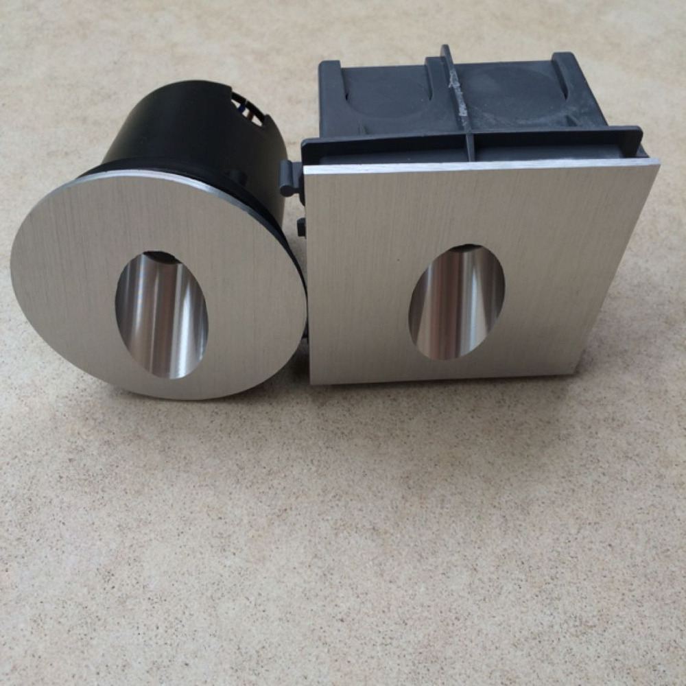 LED Бра Лампы для мотоциклов 85-265 В 3 Вт/1 Вт Утопленное Лестница Света Настенные светильники в шаге /проход Лампы для мотоциклов встроенный бетонных стен освещения