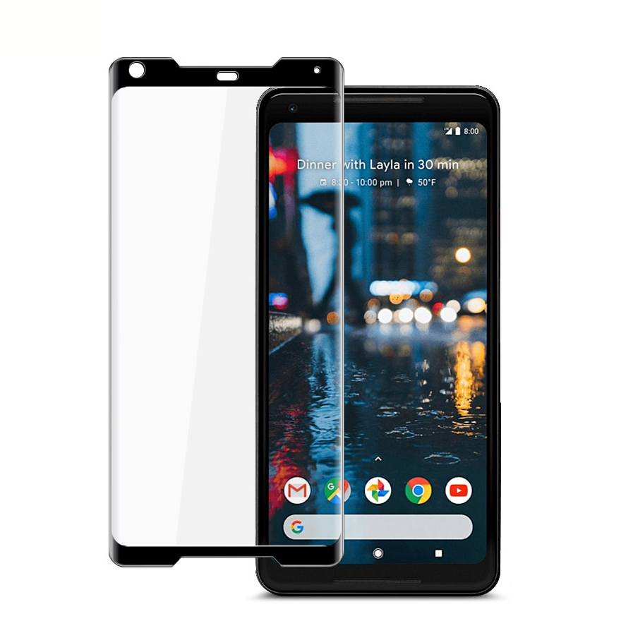 IMAK-For-Google-Pixel-2-XL-Full-Screen-Coverage-Tempered-Glass-Screen-Protector-3D-Curved-Edge (1)