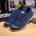 Мужчины Холст Обувь 2017 Весна Новая Мода Повседневная Обувь Высокого качества, босоножки, Мужская Обувь Плоские Дышащей Обуви Мужчин Zapatas Hombre