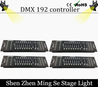4 шт./лот Международный стандарт DMX 192 контроллер контроллер перемещение головы луч света DJ 512 dmx контроллер оборудования