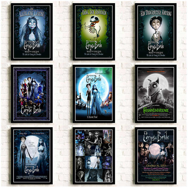 Detail Feedback Questions about Tim Burton movie posters   Sweeney