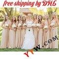 Free DHL women summer long maxi dress Convertible infinite dress Multiway Bridesmaids women wrap dress Full length formal dress