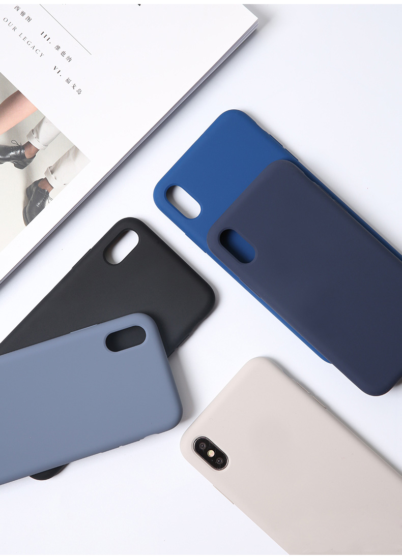 Silicone Case for Apple iPhone 7