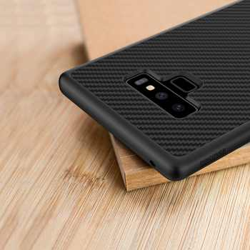 Nillkin Synthetic fiber Carbon PP Plastic Back Cover for samsung galaxy note 9 note9 case cover for samsung note 9 case 6.4 inch - DISCOUNT ITEM  40% OFF All Category