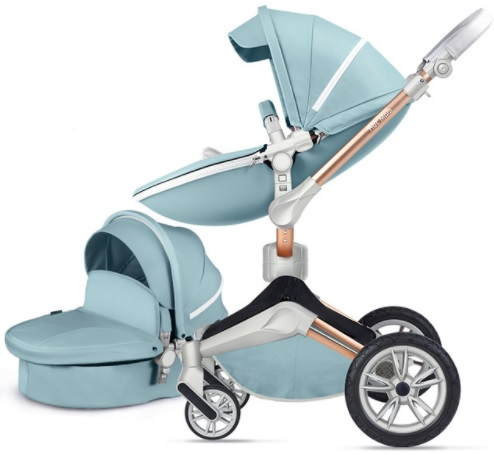 """2018 Baby stroller """"Hot Mom"""" 360 2in1(walking unit and ..."""