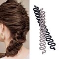 Fishbone Plait Hair Braiding Styling Tools DIY braid hairdisk plait reverse tress clip tool easy use salon stylish tools