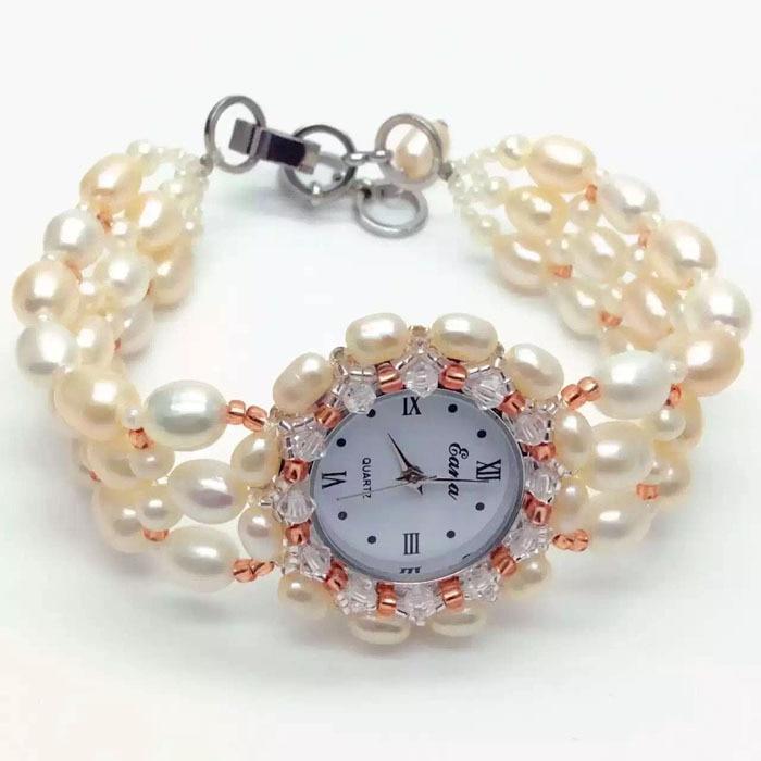Женские кварцевые часы жемчужное сияние гиалуроновая косметика купить