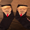 Unisex Donald Trump Hair Socks 1