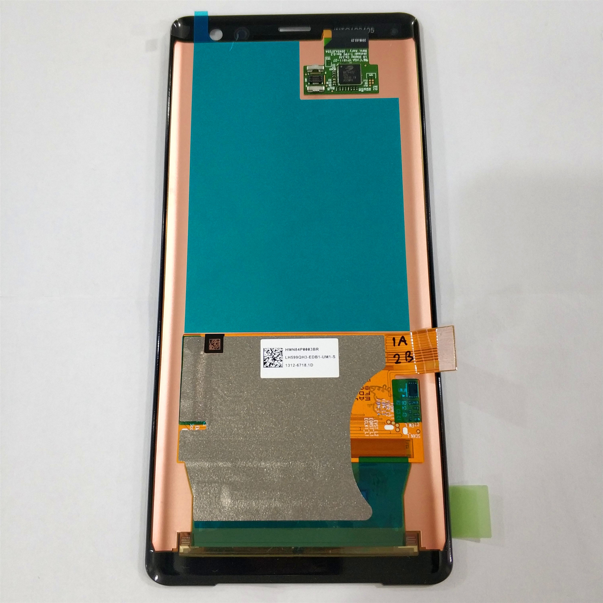 Pour Sony Xperia XZ3 H9493 H8416 H9496 LCD écran tactile numériseur assemblée remplacement 100% testé