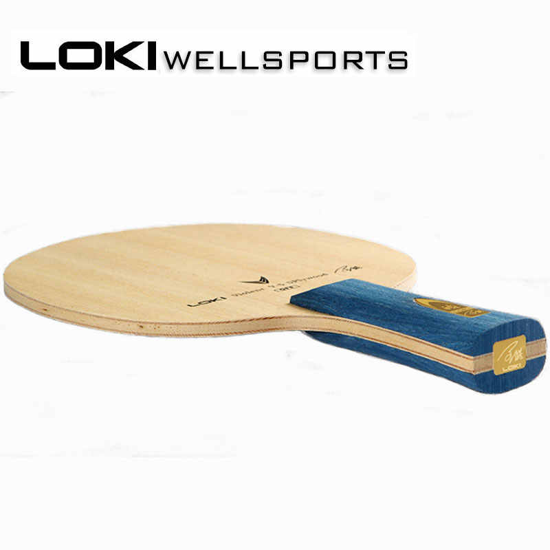 LOKI V5 Table Tennis Blade Professional Training Pingpong Pad Defensive Ping Pong Racket No Rubber Wang Hao Celebrity