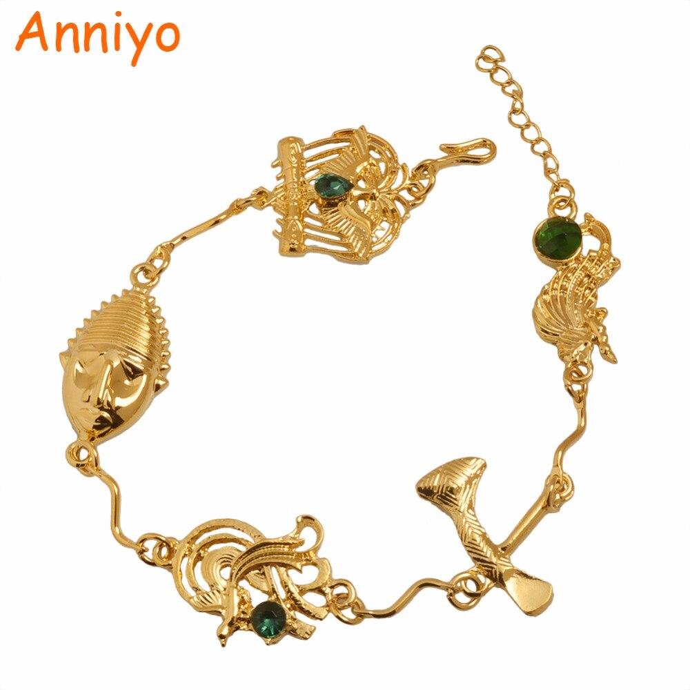 Anniyo Charme PNG de Bracelets pour Femmes, Papouasie-Nouvelle-Guinée Style Bracelet Bijoux Ethniques Cadeaux #100206