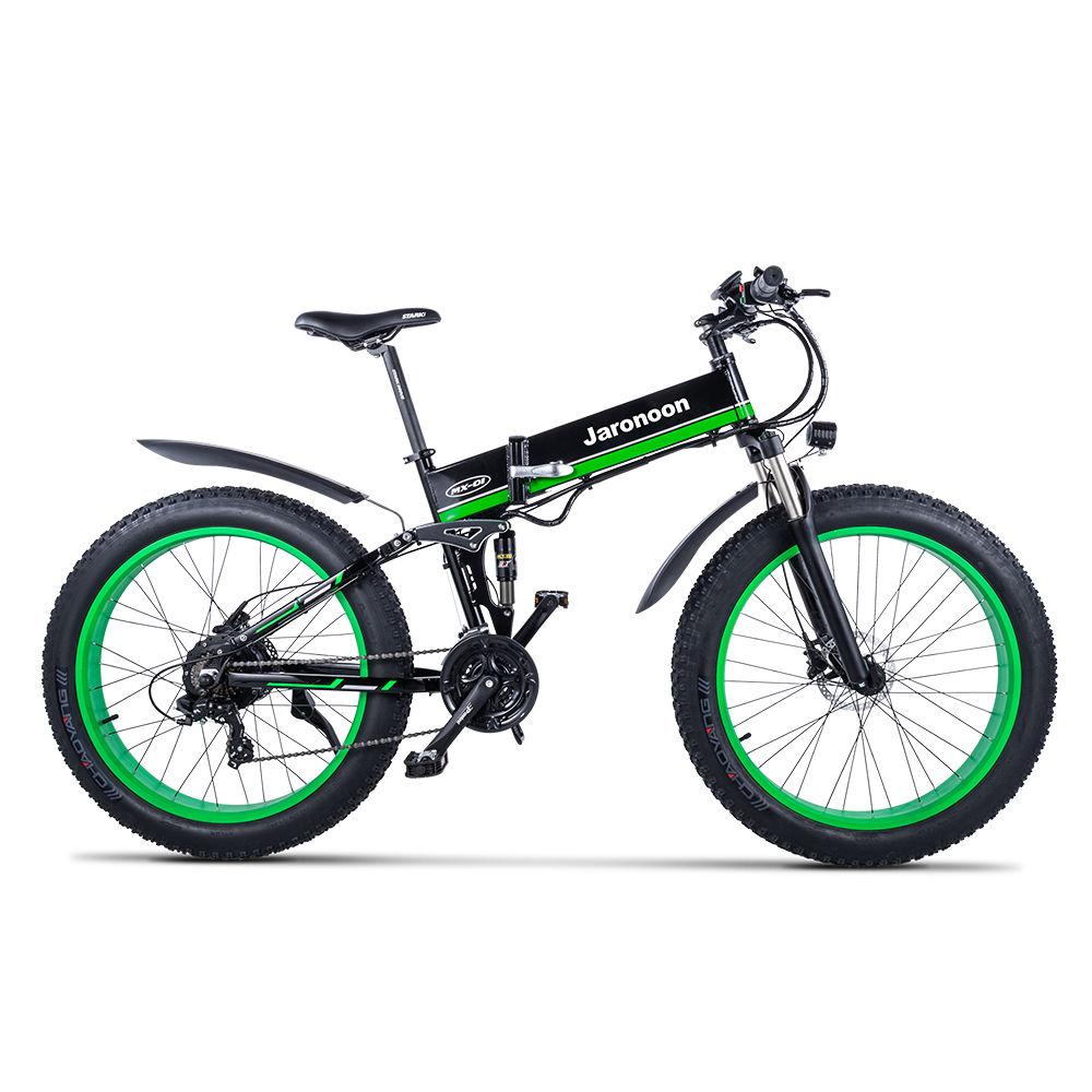 1000W Strong Electric Snow Bike ,5 grade Pedal Assist Sensor 21 Speed Fat Bike, High Quality 48V Extra Large Battery E Bike
