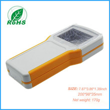 200*98*35mm 7.87*3.86*1.38inch hand-held project enclosure box case for pcb handheld pedal enclosure(China (Mainland))