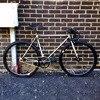 Copper Plated Frame 700C Fixed Gear Fixie Track Single Speed Bike RAW 52cm Fixie Bike