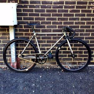 8ad08009b67 50 cm 52 cm 56 cm 58 cm 60 cm fixie bike Single speed Bike 48 cm vintage DIY  frame