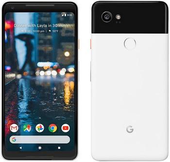 Brand NEW 6 Inch Google Pixel 2XL Mobile Phone EU Version Snapdragon 835 Octa Core 4GB 64GB 128GB Fingerprint 4G Android 2XL 2