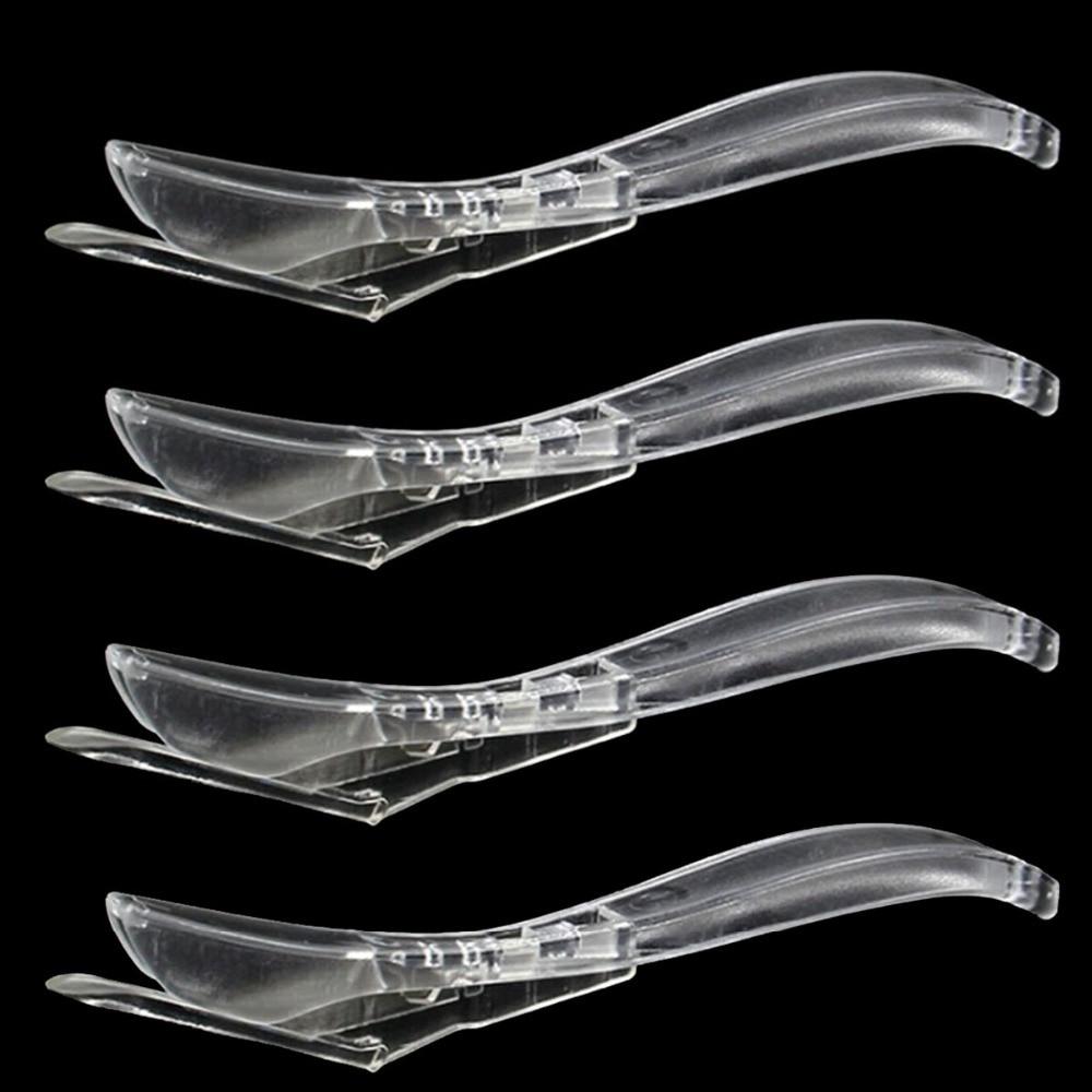4pcs Transparent Foil Liner Cutters Car Vinyl Stickers Film Cutting Cutter Tool 3D 5D Carbon Fiber