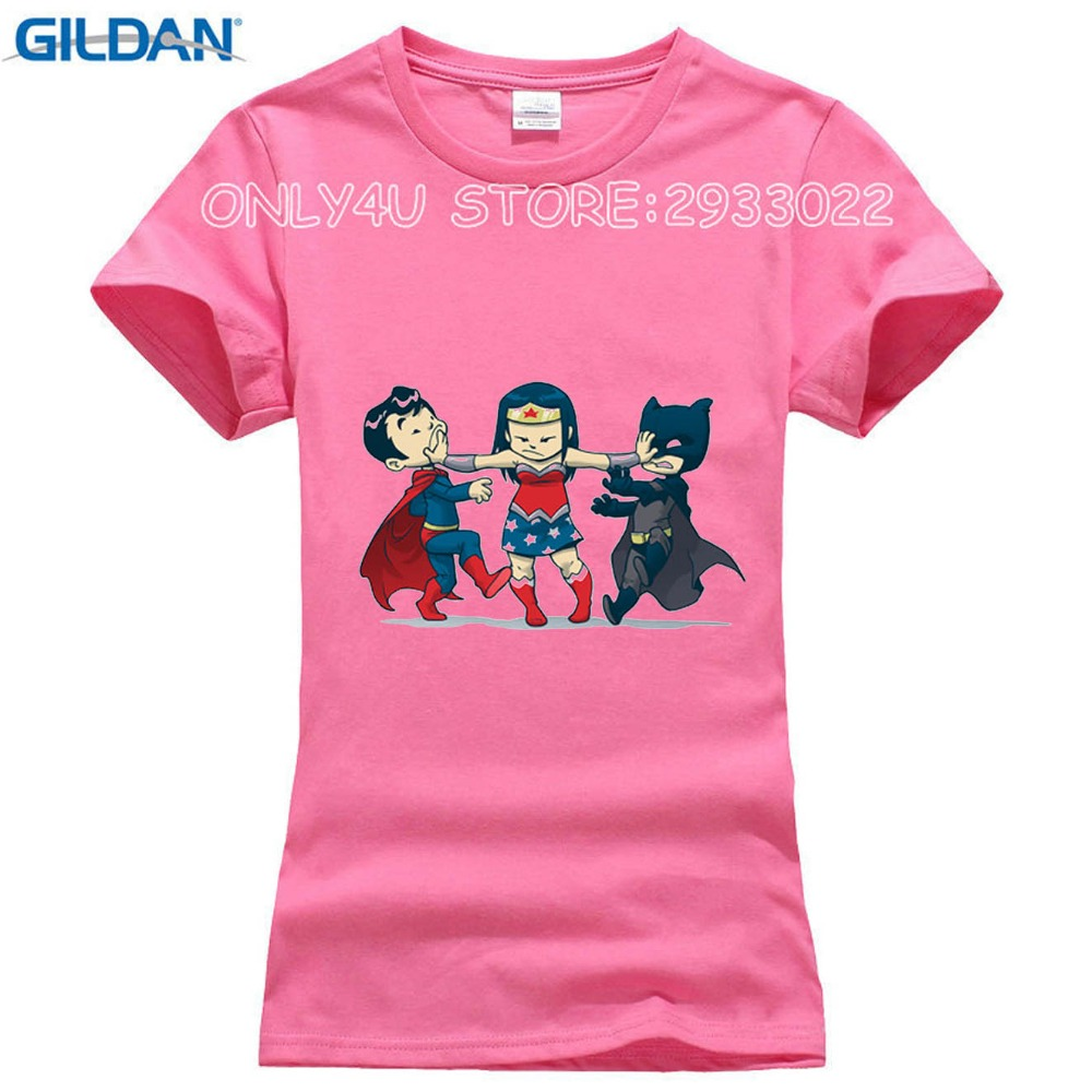 2017 Fashion Three Super Child Cartoon Printed T Shirt Girls Personalized  Custom T Shirt Funny Summer Good Quality Tops-in T-Shirts from Women's  Clothing on ...