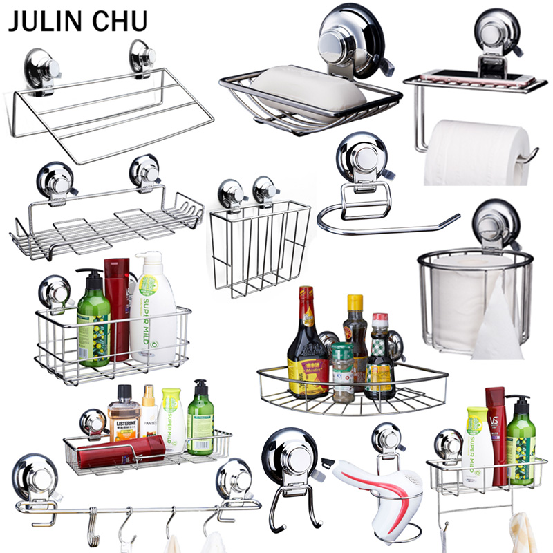 Vacuum Suction Cup Bathroom Accessories