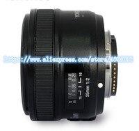 96%NE FOR YONGNUO 35mm Lens YN35mm F2.0 AF/MF Fixed Focus F1.8 AF/EF Lens FOR Nikon F Mount D3200 D3400 D3100 D5300 DLSR Camera