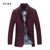 Hot Sale New Arrival Fashion Blazer Mens Casual Jacket Solid Color Cotton Men Blazer Jacket Men