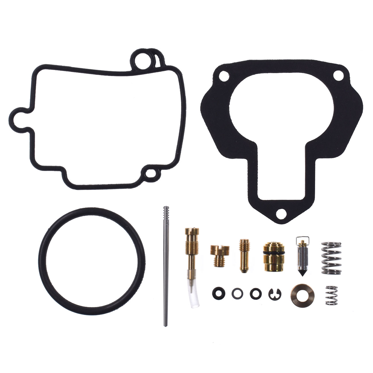 Carburetor Repair Rebuild Kit Fits Yamaha Big Bear 350