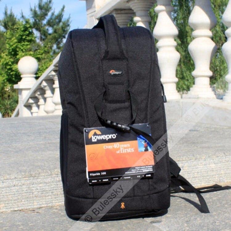 Lowepro Flipside 300 AW DSLR Camera Photo Bag Backpack Rucksack for Canon Nikon Waterproof with All Weat рюкзак lowepro flipside sport 20l aw orange grey