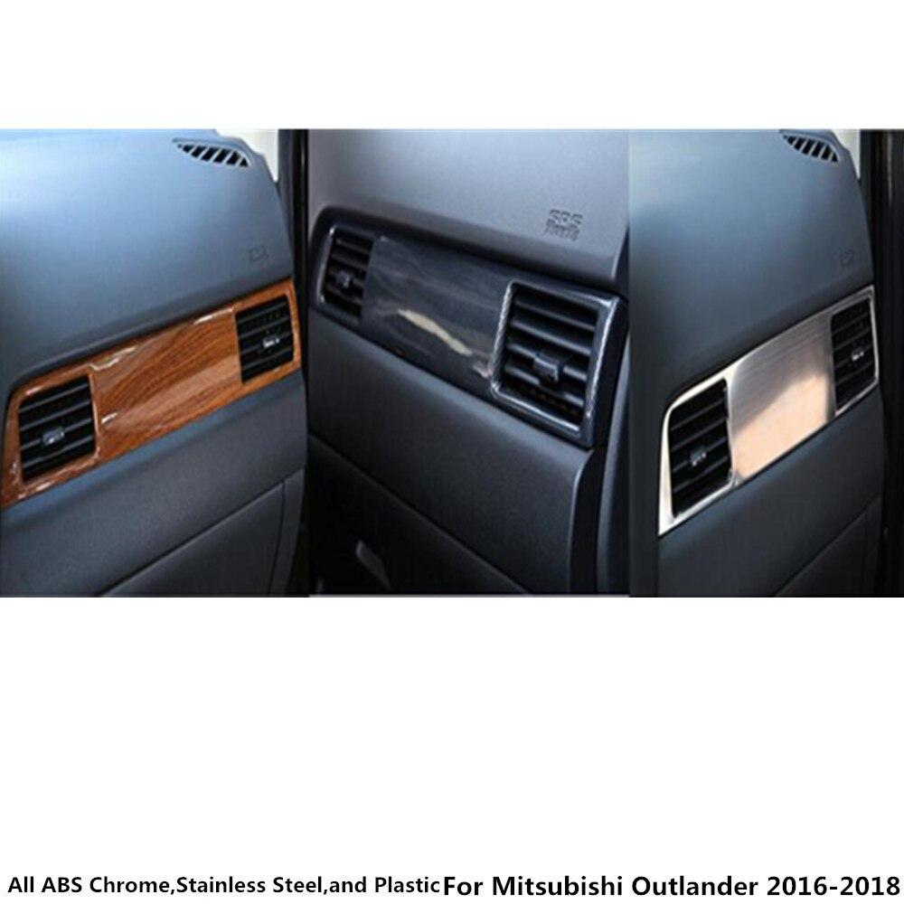 ᗜ LjഃPara Mitsubishi outlander 2016 2017 2018 coche cubierta ABS y ...