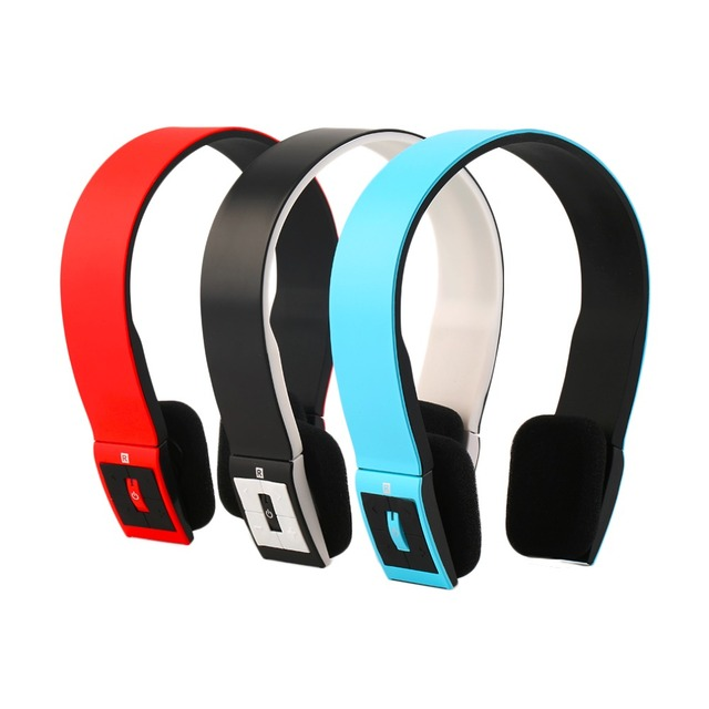 Universal Bluetooth HiFi Music Stereo Headset Sports Headphone Earphone Mic for iPhone Samsung Galaxy HTC Tablet PC Mobie Phones